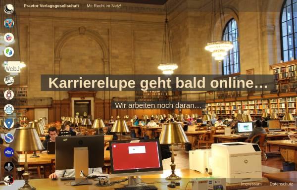 Vorschau von www.karrierelupe.de, Susanne Henkes - Lifebalance Coaching