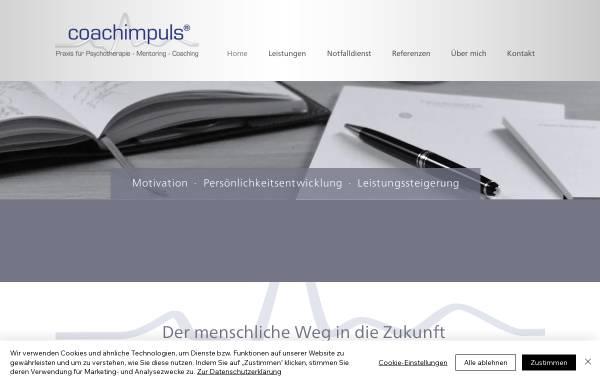 Vorschau von www.coachimpuls.de, Coachimpuls Life Coaching