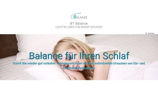 Vorschau von www.bt-balance.com, BT Balance