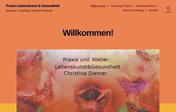 Vorschau von akaleku.de, Akademie Lebenskunst und Gesundheit