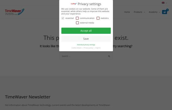 Vorschau von quantica.info, Quantica GmbH