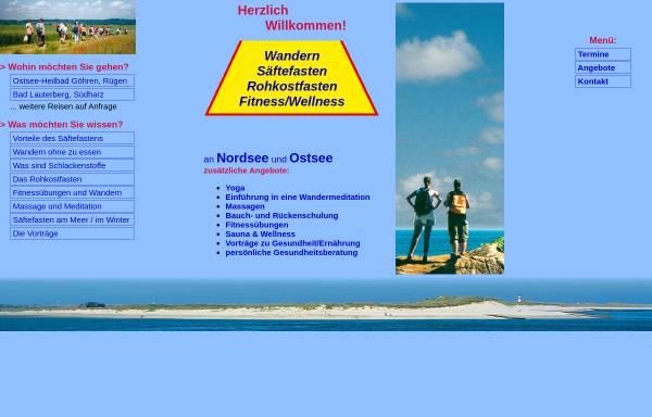 Vorschau von www.fasten-selbsthilfe.de, Fasten-Selbsthilfe