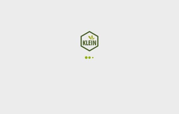 Vorschau von www.klein-naturarznei.de, Dr. Gustav Klein GmbH & Co. KG