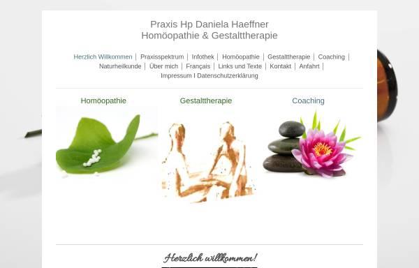 Vorschau von www.naturheilpraxis-haeffner.de, Naturheilpraxis Haeffner