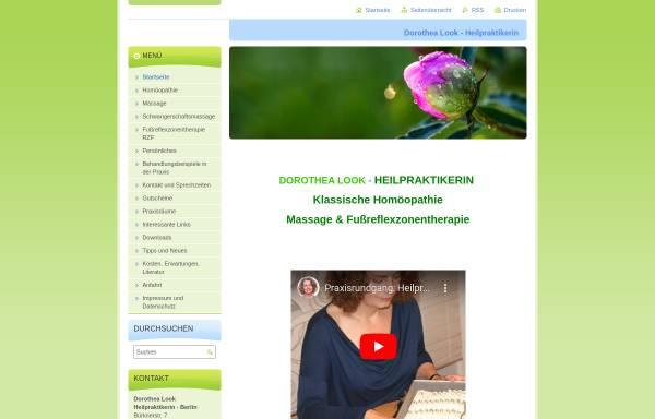Vorschau von www.dorothea-look.de, Dorothea Look