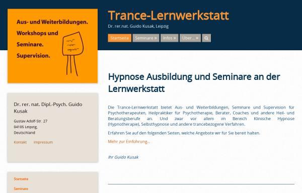 Vorschau von www.lernwerkstatt-pcb.de, Lernwerkstatt Psychotherapie, Coaching, Beratung