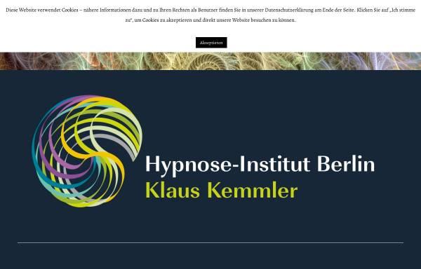 Vorschau von www.hypnoseinstitut.berlin, Hypnose-Institut Berlin