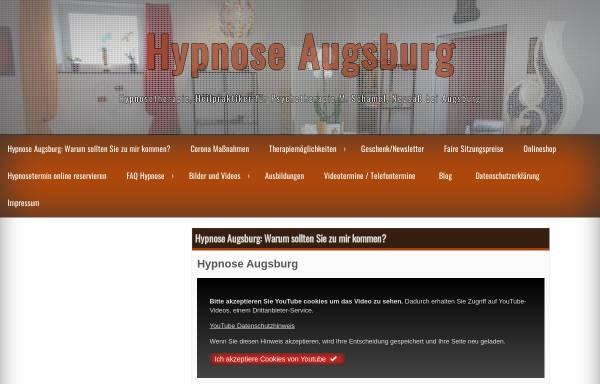 Vorschau von www.hypnose-heilpraktiker.com, Michael Schamel