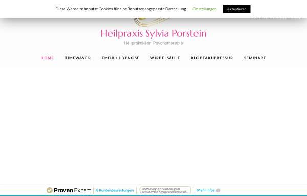 Vorschau von gesundheitundseminare.de, Sylvia Porstein – Heilpraktikerin für Psychotherapie