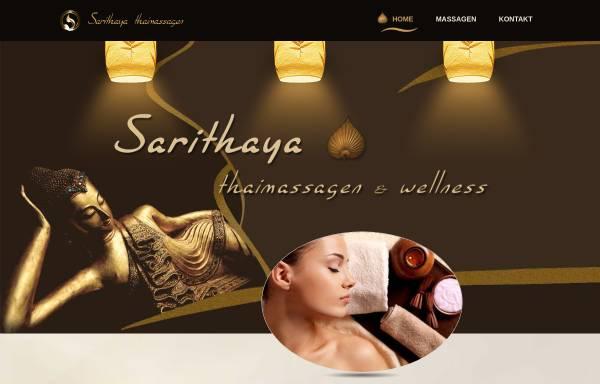 Vorschau von sarithaya.de, Sarithaya Art and Sense