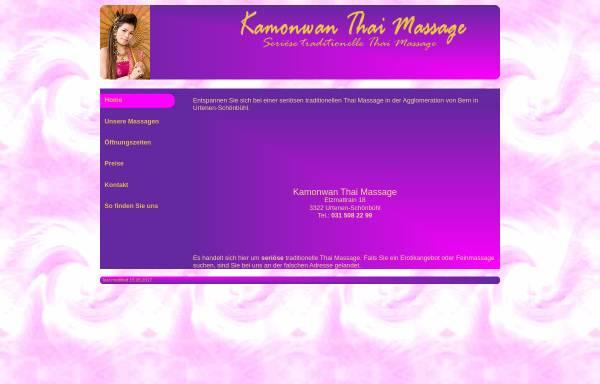 Thai massage bad säckingen