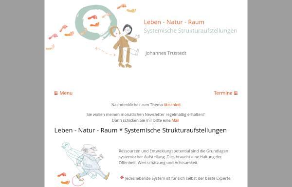 Vorschau von www.truestedt.com, Leben - Natur - Raum