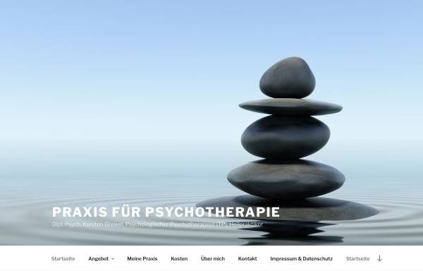 Vorschau von www.grewel.de, Dipl. Psych. Karsten Grewel