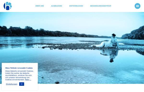 Vorschau von www.hara-shiatsu.com, International Academy for Hara Shiatsu