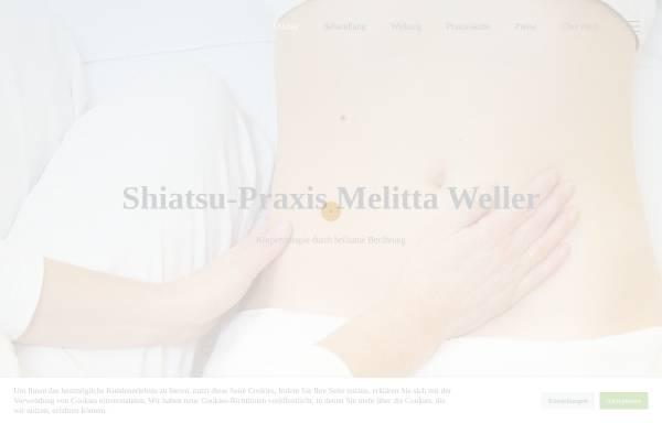 Vorschau von shiatsupraktiker.net, Weller Melitta