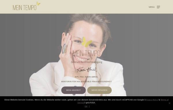 Vorschau von www.meintempo.at, Abriel Karin