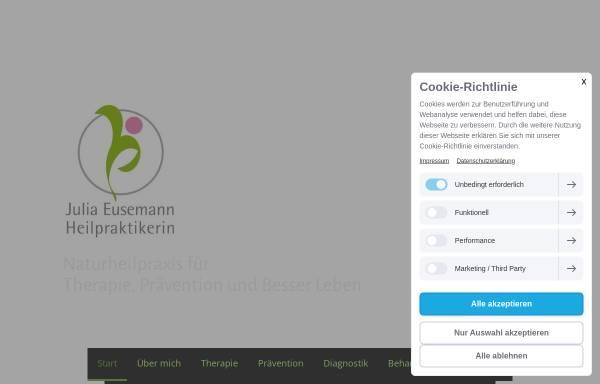 Vorschau von www.juliaeusemann.de, Julia Eusemann