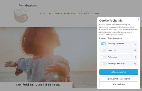 Vorschau von www.heilraum-rodenbach.de, Carmen Bilau-Lehre
