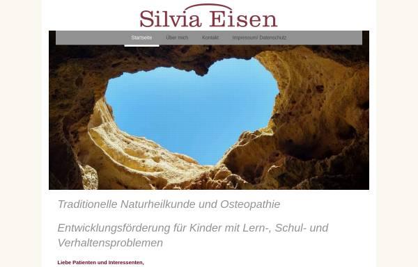 Vorschau von www.silvia-eisen.de, Silvia Eisen