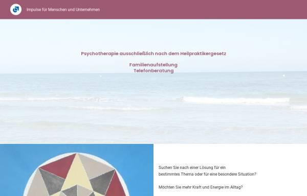Vorschau von www.karola-seeck.de, Karola Seek Psychotherapie HpG