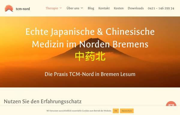 Vorschau von tcm-nord.de, TCM Nord