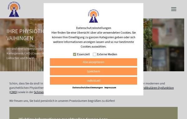 Vorschau von www.physio-langner.de, Praxis für Physiotherapie Torsten Langner