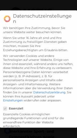 Vorschau der mobilen Webseite www.motus-coaching.de, Motus Coaching