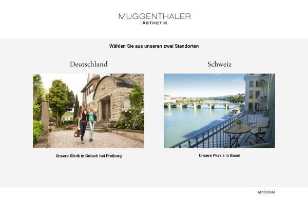Vorschau von www.muggenthaler.com, Dr. Dr. Frank Muggenthaler