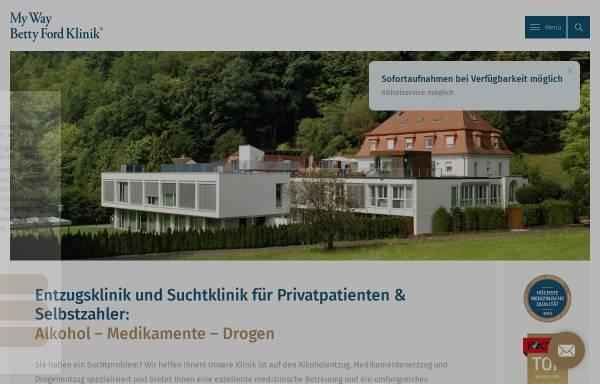 Entzugskliniken Deutschland