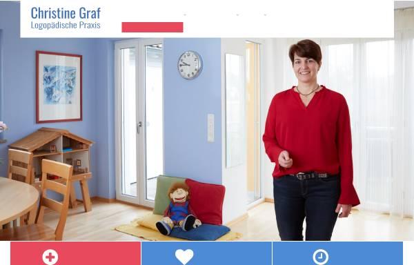 Vorschau von www.logopraxis-graf.de, Logopädische Praxis Christine Graf