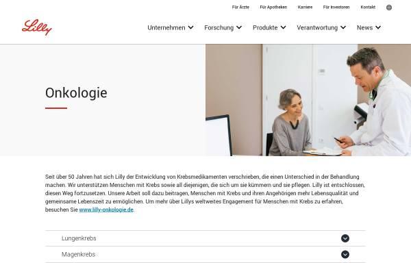 Vorschau von www.hilfe-bei-lungenkrebs.de, Aktion Rückenwind - Hilfe bei Lungenkrebs