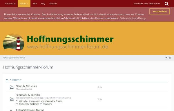Hoffnungsschimmer Forum