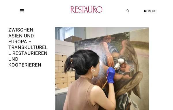 Vorschau von www.restauro.de, Restauro