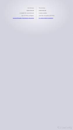 Vorschau der mobilen Webseite www.robin-hutt.de, Robin Hutt - 24 Stunden Pflege