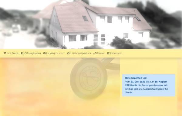 Vorschau von www.praxis-pirouzmandi.de, Hausarztpraxis Pirouzmandi