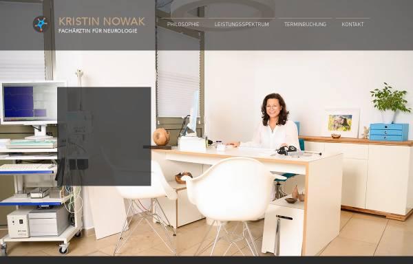 Vorschau von www.neurologin-muenchen.de, Praxis für Neurologie im Zentrum