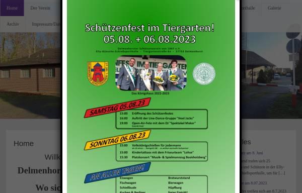Vorschau von www.1847er.de, Schützenverein: Delmenhorster Schützenverein von 1847 e.V.