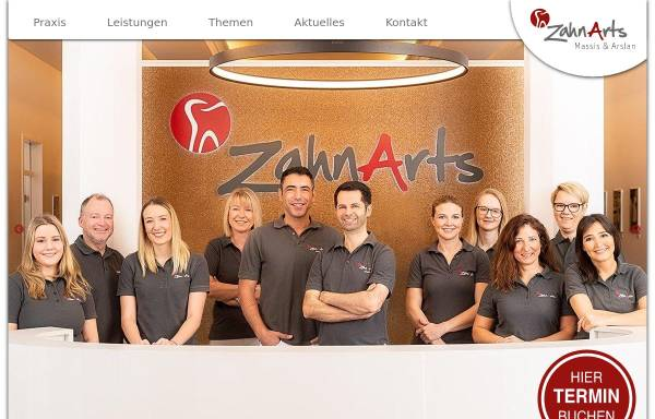 Vorschau von zahnarzt-massis.de, Zahnarzt Joseph Massis Nordhorn - Spezialist für Implantologie