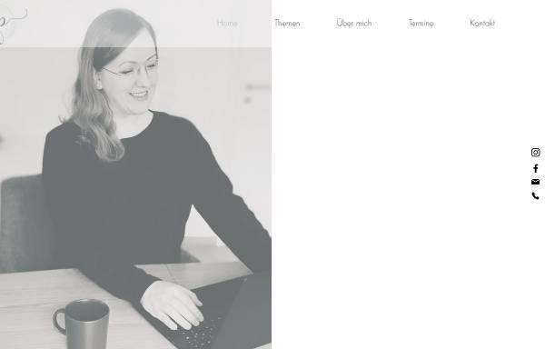 Vorschau von www.dein-leben-in-balance.com, Juliane Pavel