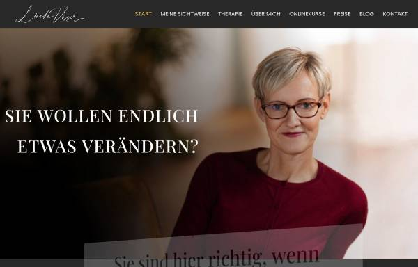 Vorschau von www.lineke-visser.de, Praxis Visser