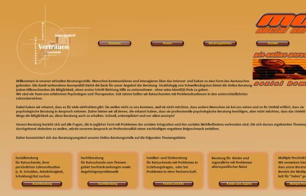 Vorschau von www.mos.direct, MOS - Mike Orend Social Service