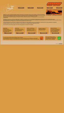 Vorschau der mobilen Webseite www.mos.direct, MOS - Mike Orend Social Service