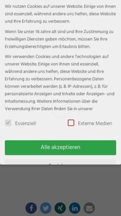 Vorschau der mobilen Webseite www.beziehungsdynamik.de, Institut für Beziehungsdynamik