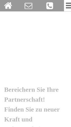 Vorschau der mobilen Webseite www.ihre-paartherapie-darmstadt.de, Ihre Paartherapie und Eheberatung Darmstadt