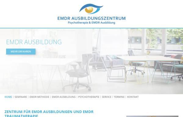 Vorschau von emdr-ausbildungszentrum.de, EMDR Ausbildungszentrum