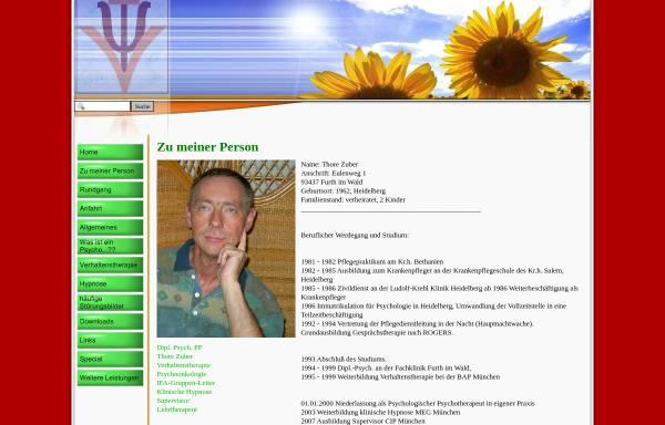 Vorschau von psychpraxzuber.de, Thore Zuber