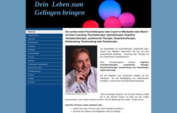 Vorschau von www.coach-grote.de, Reiner Grote