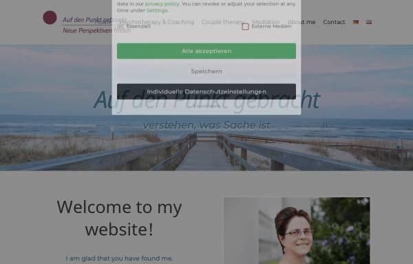 Vorschau von www.aufdenpunktgebracht-bs.de, Ursula Díaz