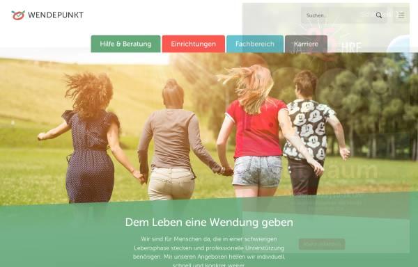 Vorschau von www.wendepunkt-ev.net, Wendepunkt e.V.