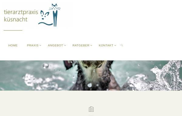 Vorschau von www.flyingdogtor.ch, Flyingdogtor - Hausbesuche vom Tierarzt